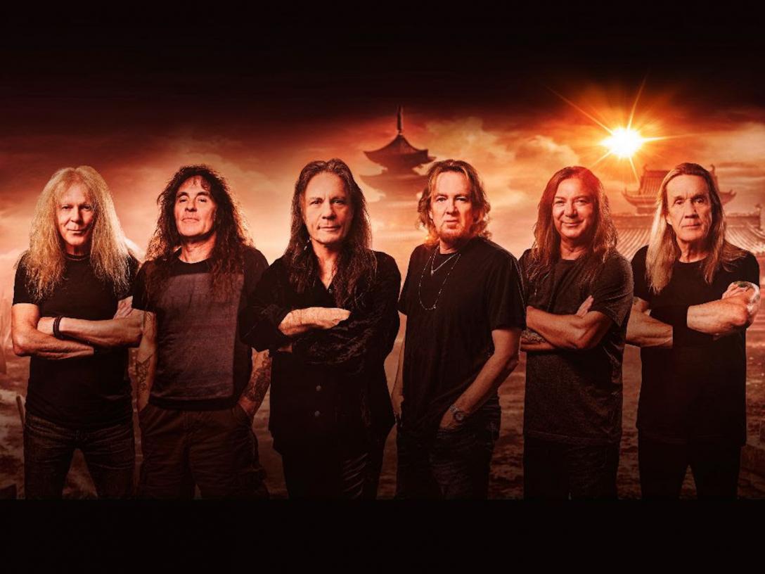 Release van de week: Iron Maiden - Senjutsu