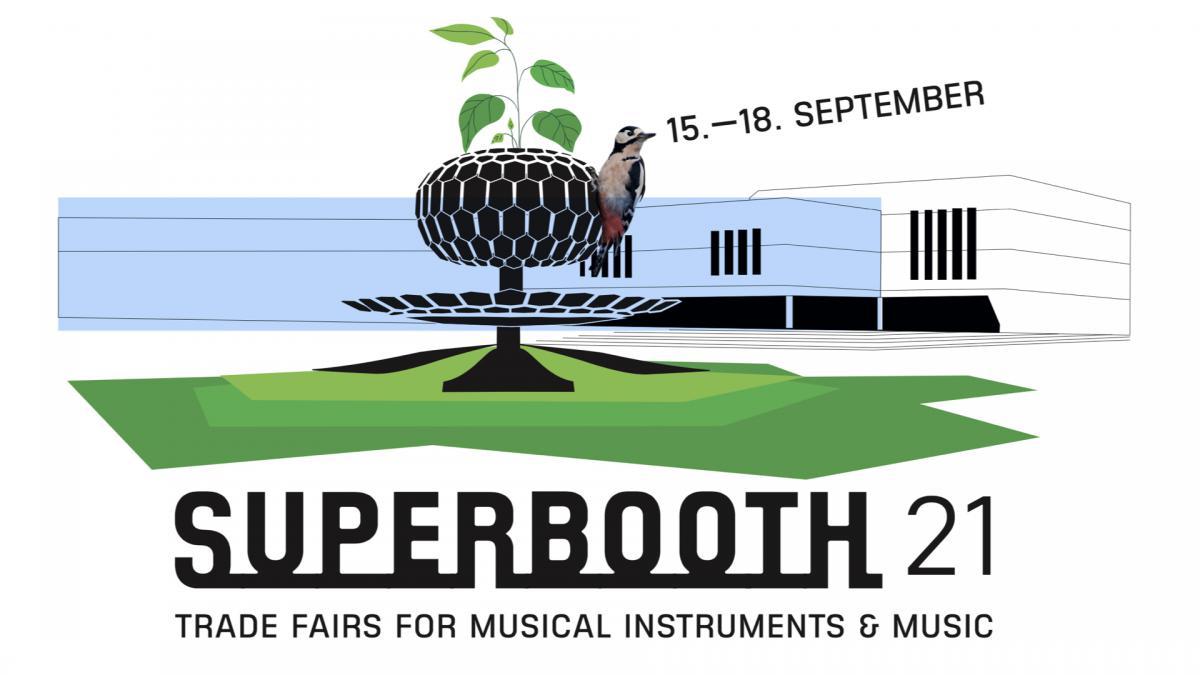 Superbooth 21 gaat woensdag 15 september van start in Berlijn