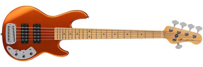 G&L L-2500 Series 750 Bass