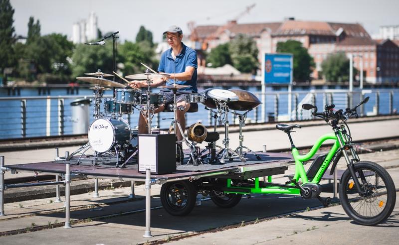 Beats Op De Fiets - Mobiel, duurzaam en creatief