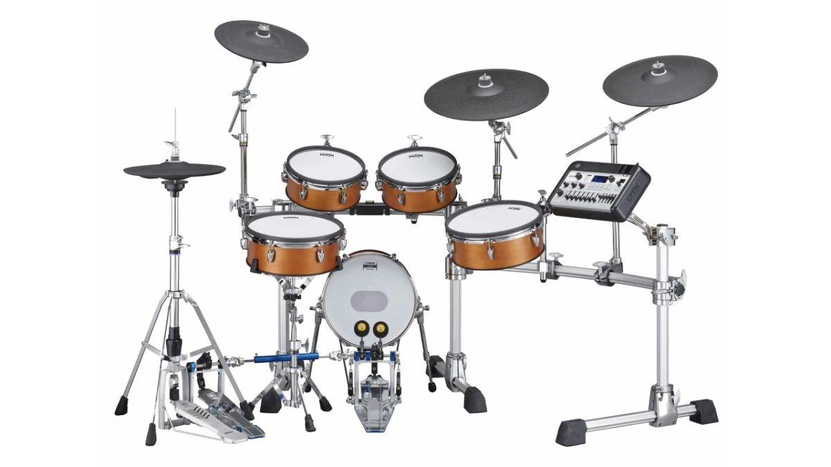Yamaha lanceert twee nieuwe series e-drums - DTX8 en DTX10