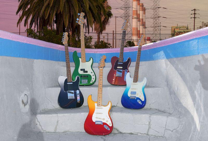 Fender lanceert Player Plus Series
