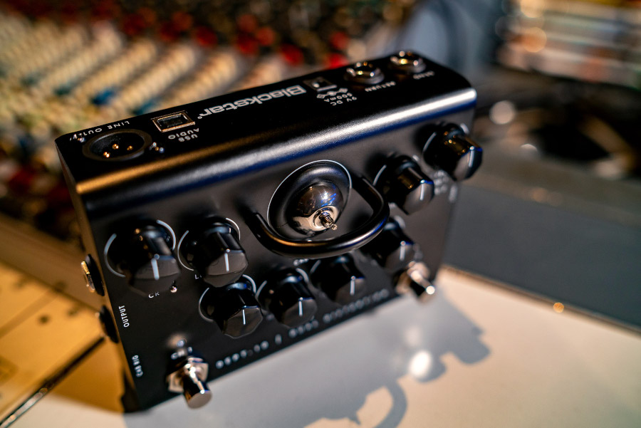 Blackstar presenteert buizenoversturingspedalen met IR speakermodeling