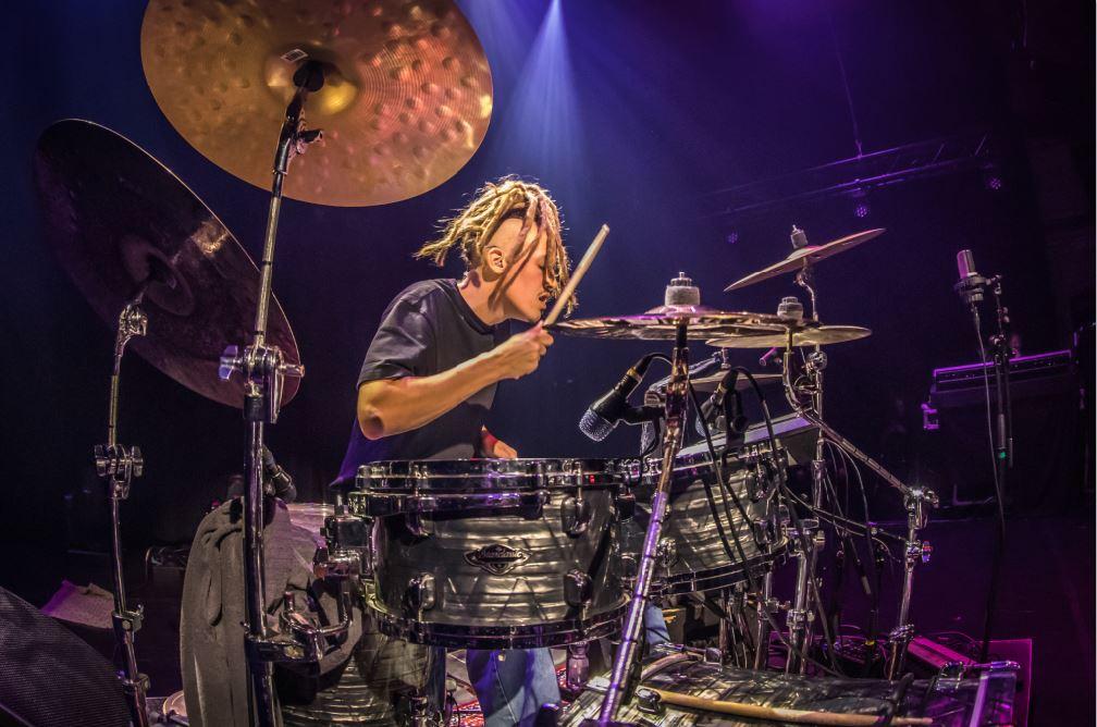 7de editie Drumfestival Herfstfest was de beste tot nu toe