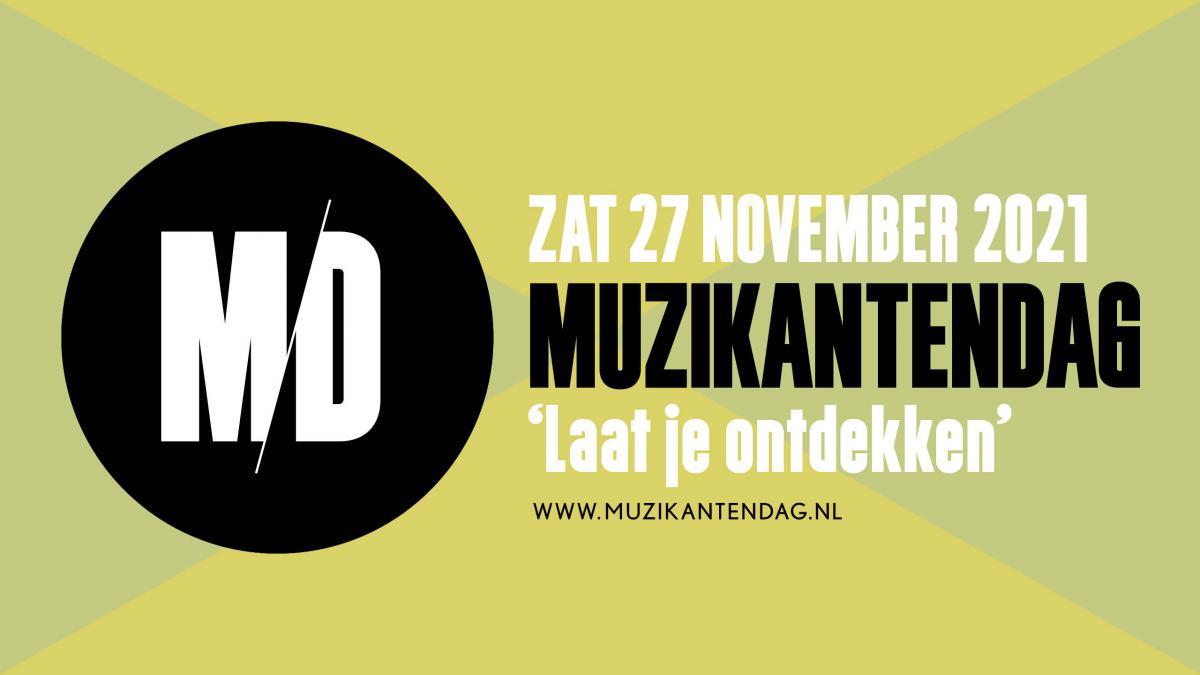 De Muzikantendag is terug! Zaterdag 27 november in de Melkweg Amsterdam