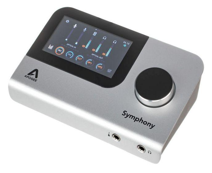 Test van de Apogee Symphony Desktop & RME Fireface UCX II interfaces