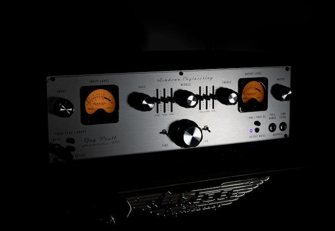 Ashdown Interstellar 600 Guy Pratt Signature Amp