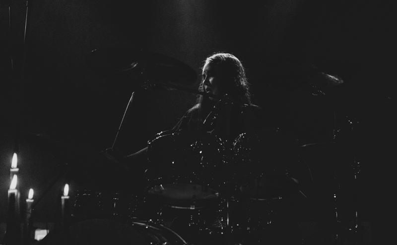 Inge van der Zon - De motor achter blackmetalduo Doodswens